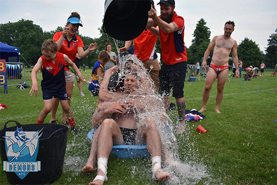 2018 Round 5: Big Freeze for MND